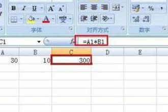 Excel乘法函数的使用方法和详细步骤