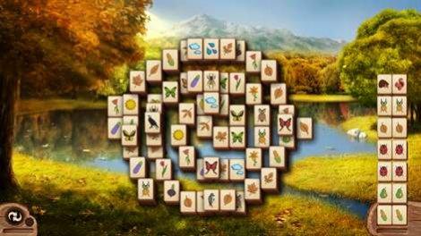 Microsoft MahjongWin10棋牌类游戏应用