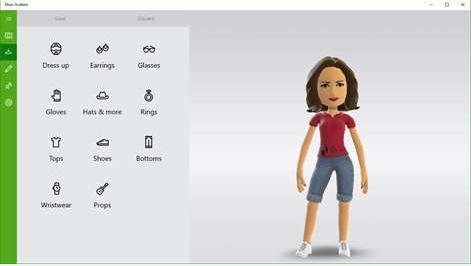 Xbox 虚拟形象Win10应用下载