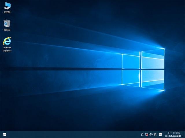 深度技术windows10专业企业版32位下载系统v1903(3)
