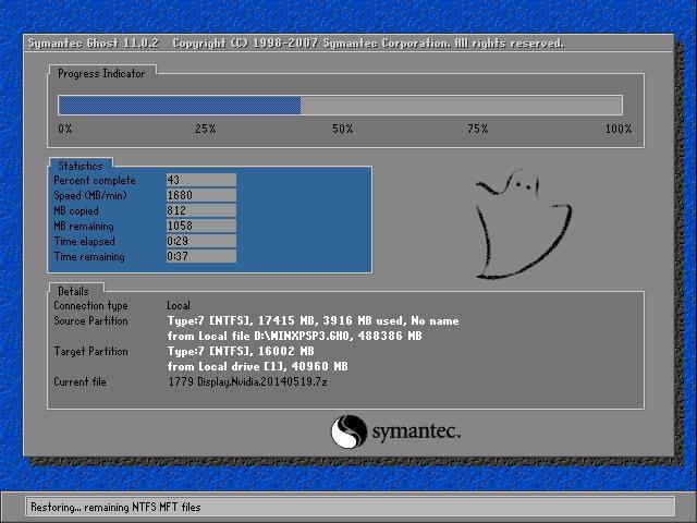 雨林木风windows10专业版32位下载系统v1904(1)