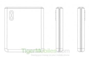 小米翻盖式折叠屏手机遭曝光