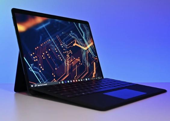 Surface Pro X酷炫多种颜色和图案贴纸上市:售价70元
