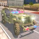 警察吉普车模拟器安卓版 v1