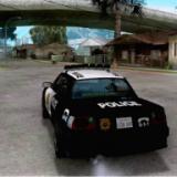 仿真警车v1.0