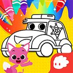 碰碰狐汽车填色游戏v1.0安卓版