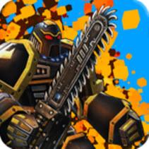 机器人英雄无限金币版v1.036 安卓版