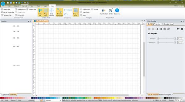 EximiousSoft Vector Icon(图标制作工具)