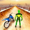 超级英雄自行车特技GT赛车v1.1